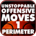 Unstoppable Offensive Moves 1 -  Wing/Perimeter Skills - with Ganon Ba
