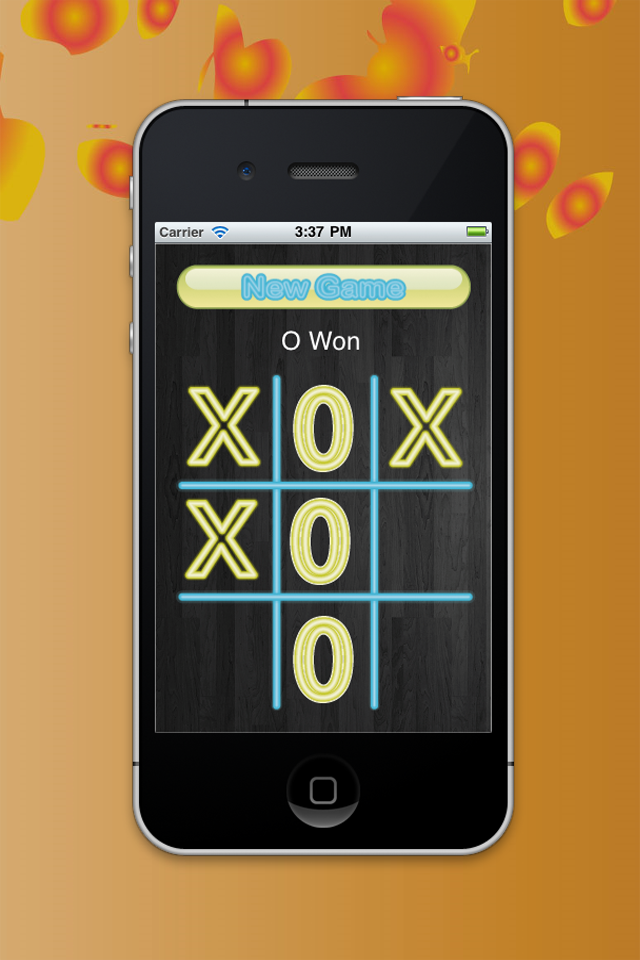 Screenshot Tic Tac Toe Multiplayer HD Lite