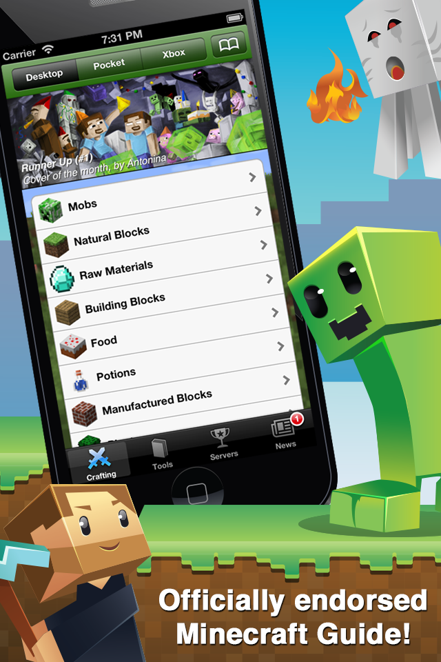 Minecraft - Play the Game for Free - fomoplaycom
