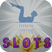 Download FitnessSlots free for iPhone, iPod and iPad