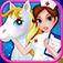 Little doctor & pony