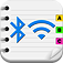 Easy Contact Share Mania : Transfer your phonebook via bluetooth & wifi (Lien AppStore)